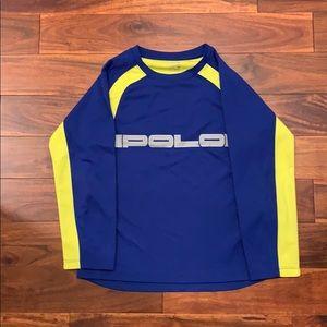 Polo Ralph Lauren athletic long sleeve tee